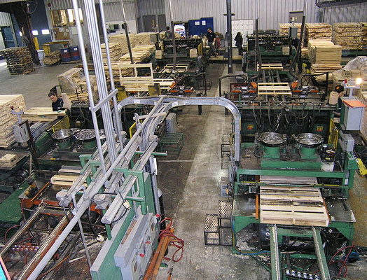 About Us - Our company - Manufacturer of wooden pallets ...